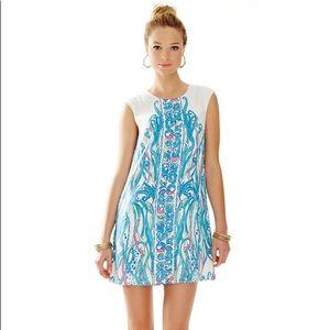 NWOT Lilly Pulitzer Iona Sleeveless Shift Dress